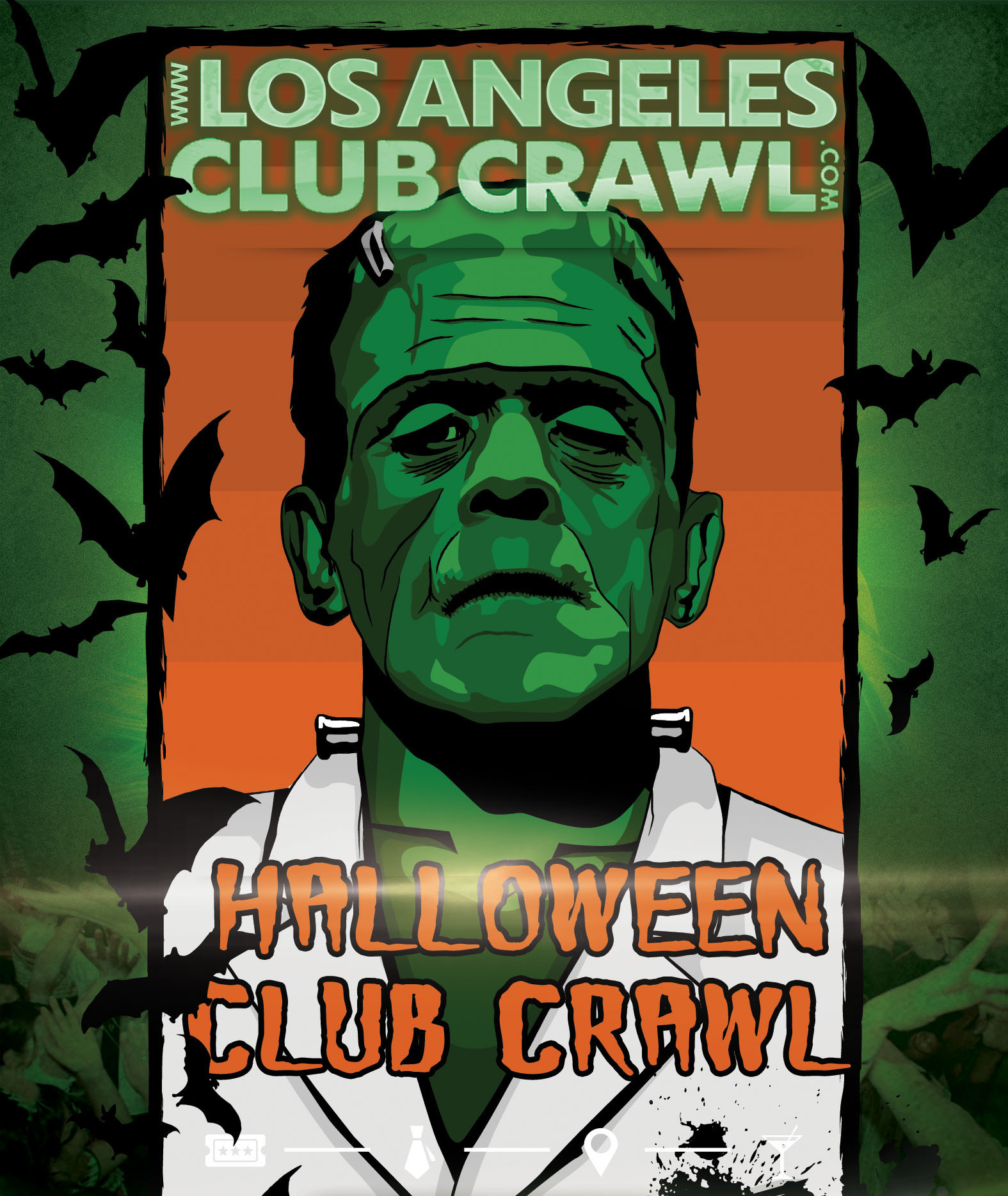 Free Halloween Party 2020 Downtown La Halloween Events – Los Angeles Club Crawl