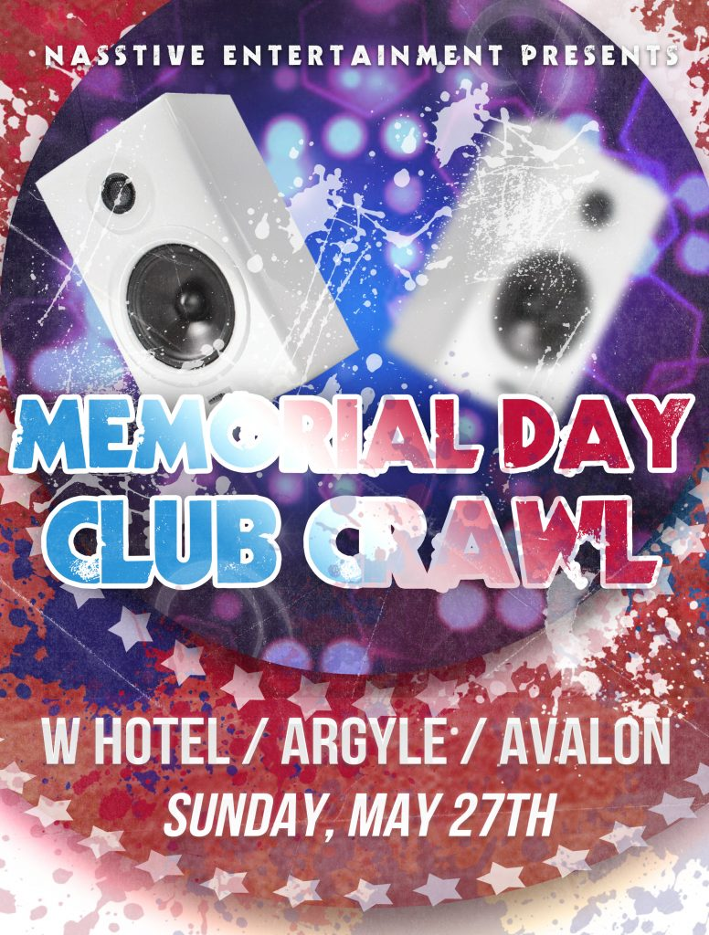 Advance tickets for future Club Crawl events are available HERE